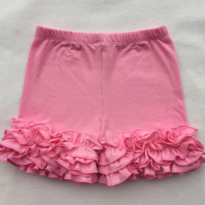 Ruffle Bottoms - Pink