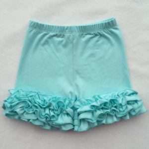 Ruffle Bottoms - Mint