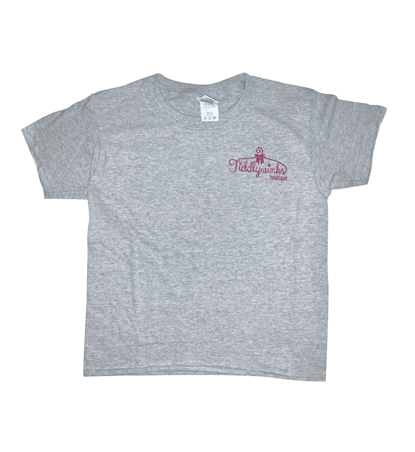 Tiddlywinks Logo T-shirt - Youth