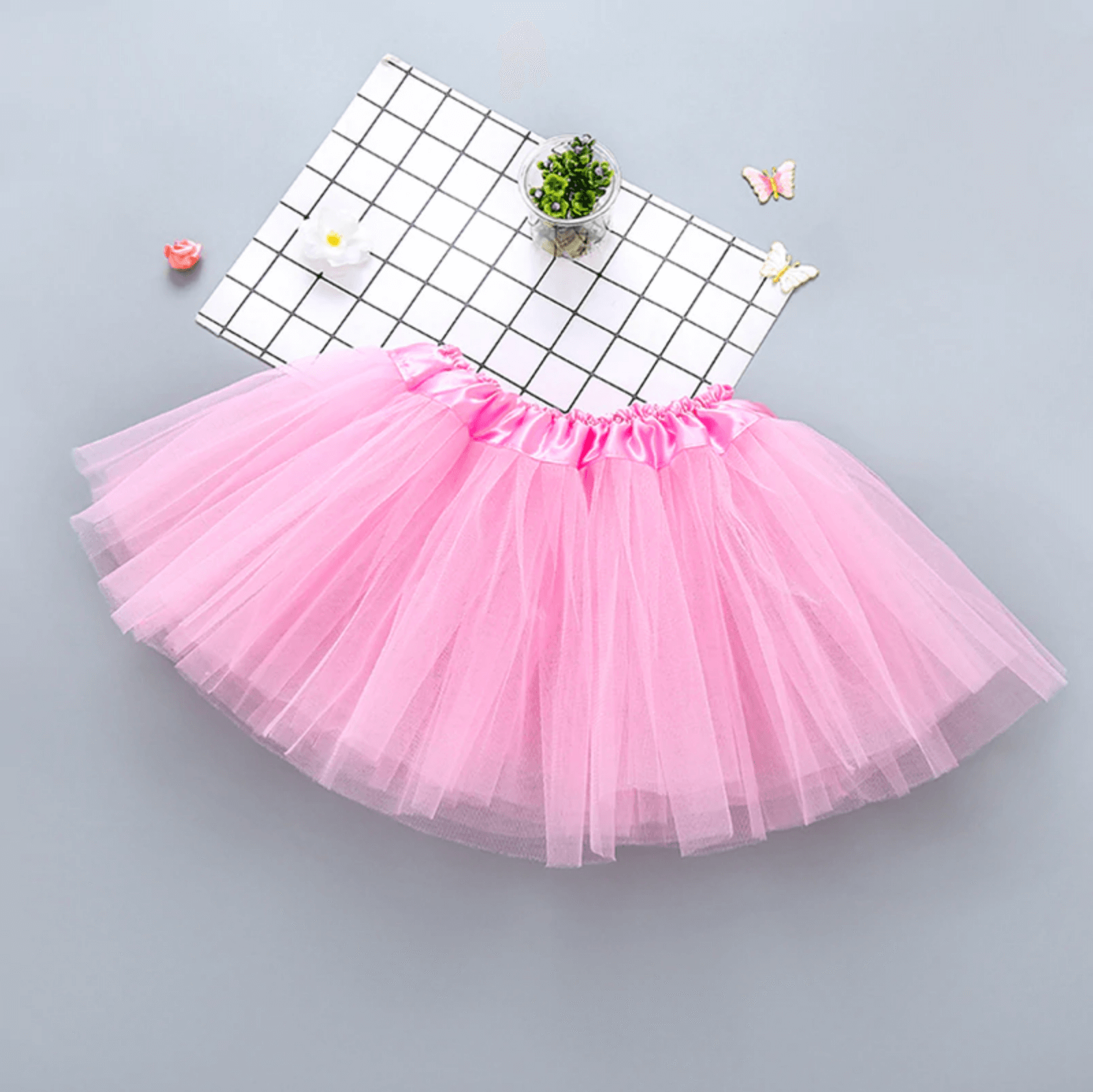 Basic Tutu - Light Pink