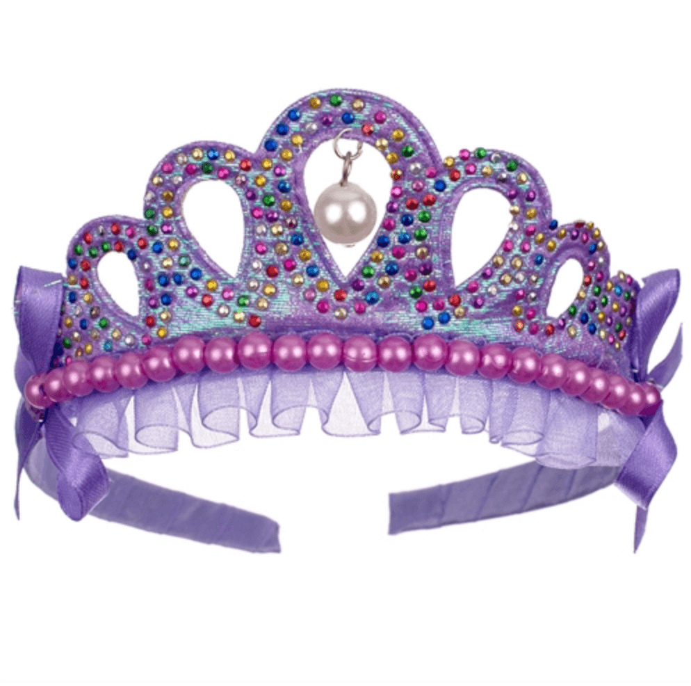Basic Tiara with Pearls