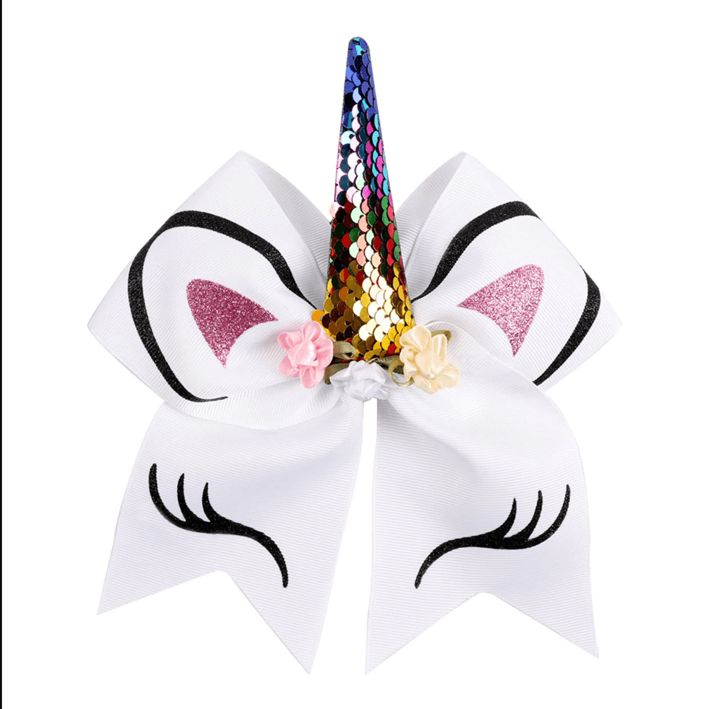 Unicorn Bow - White