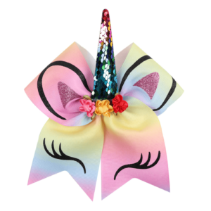 Unicorn Bow - Multicolor