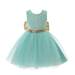 Sparkle Blossom Dress