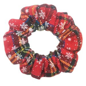 Holiday Scrunchie - Merry & Bright