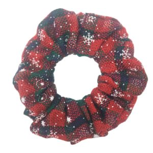 Holiday Scrunchie - Tis the Season