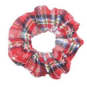Holiday Scrunchie - Deck the Halls